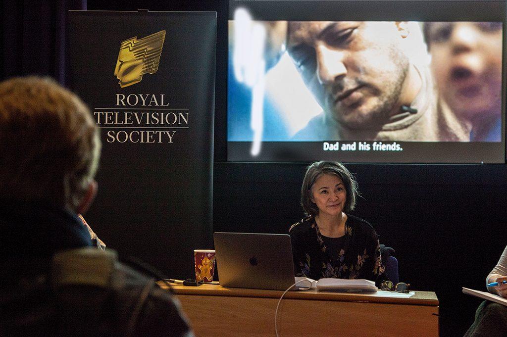 Mandy Chang BBC Royal TV Society