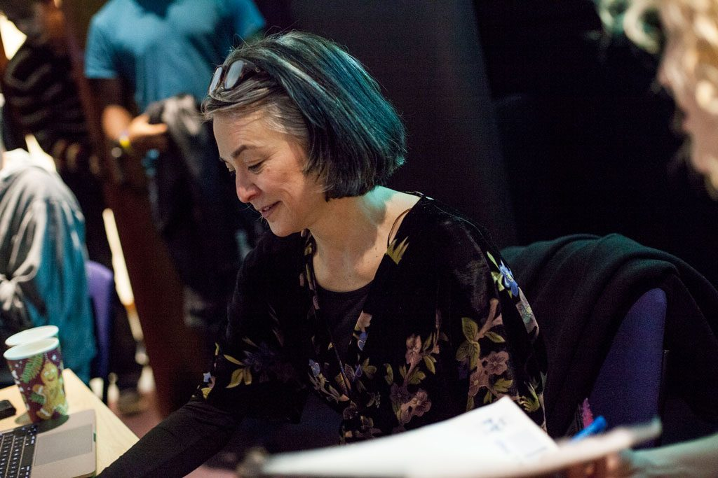 Mandy Chang, BBC Storyville