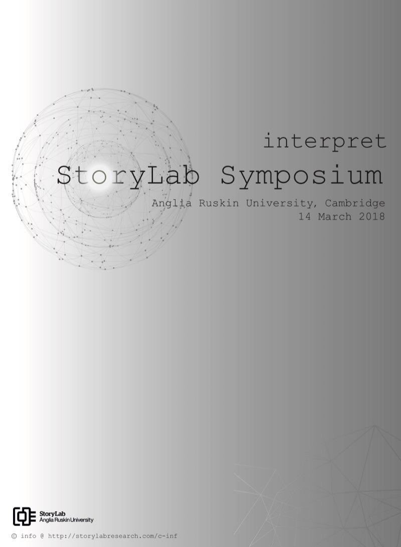 StoryLab Symposium Posters