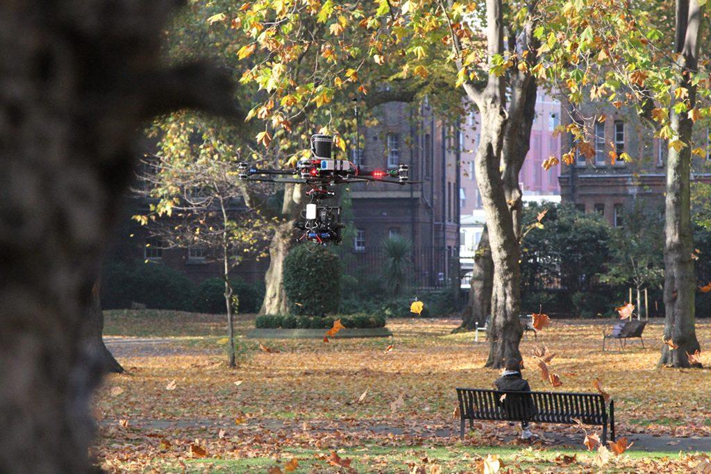 Machine Seeing | Drones