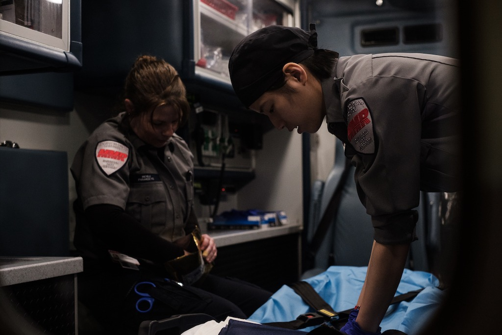 Emergency Med. Tech. B