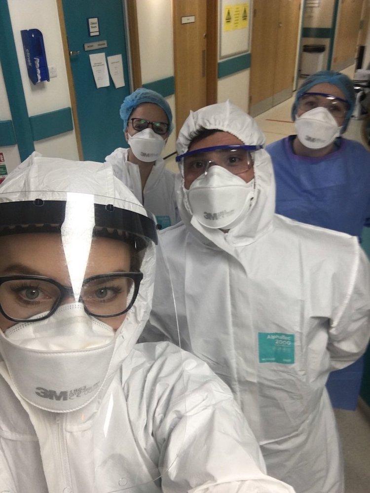 Staff Nurses